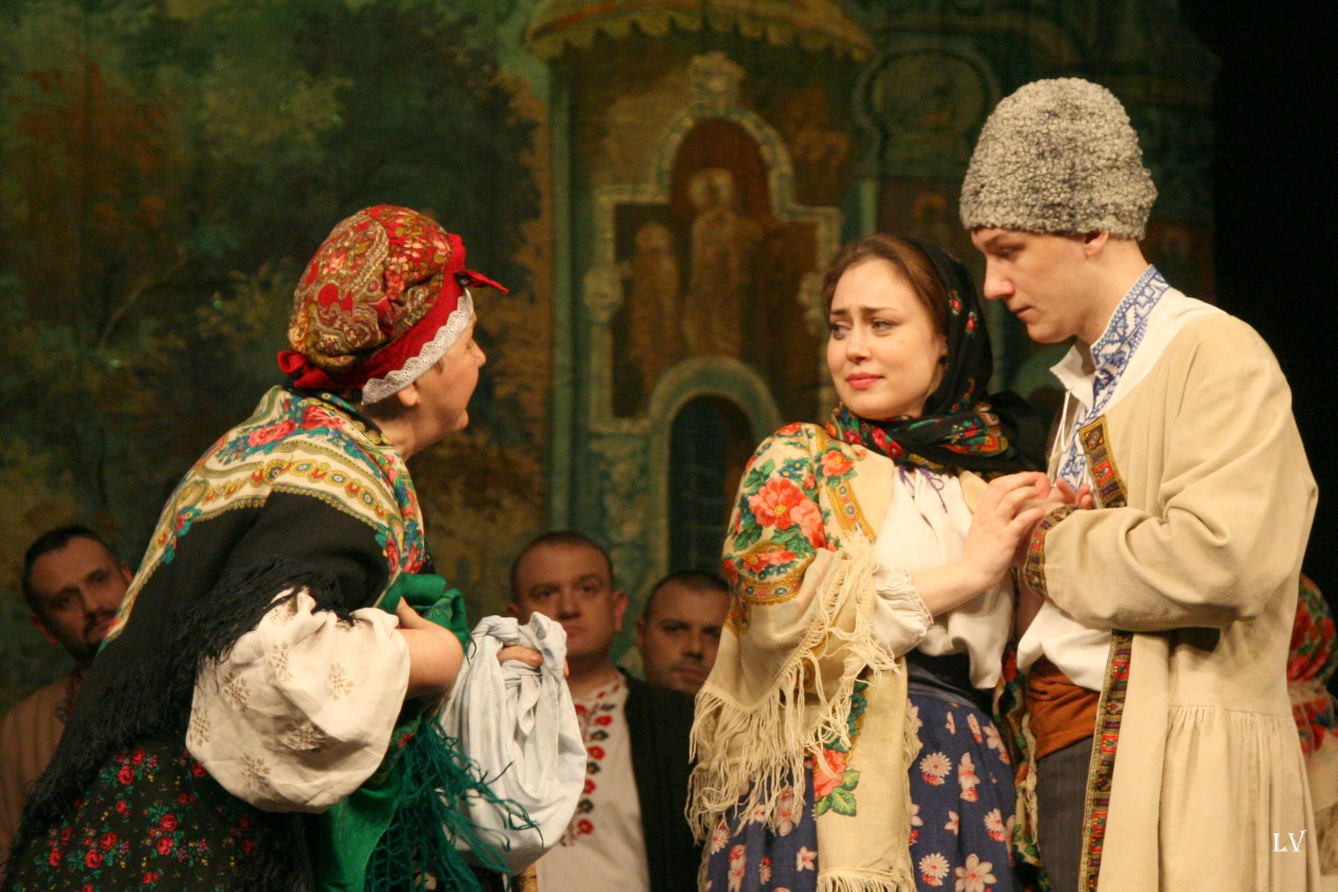 Театр им. Шевченко  встречает весну обновленным репертуаром