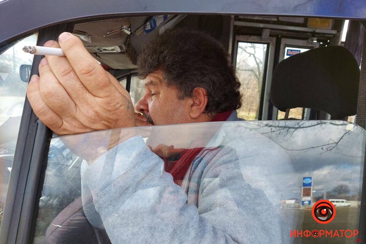 В Днепре водитель высадил ребенка из маршрутки на полпути — его хотят уволить