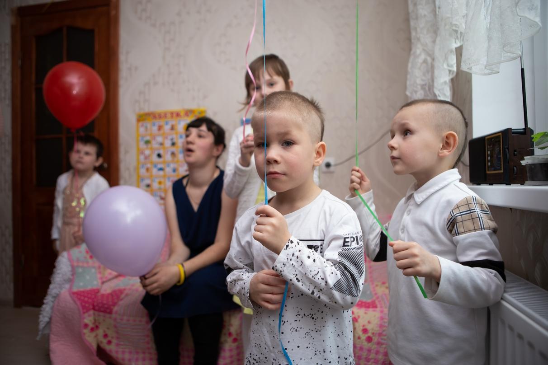 В Днепре создали девятый детский дом семейного типа
