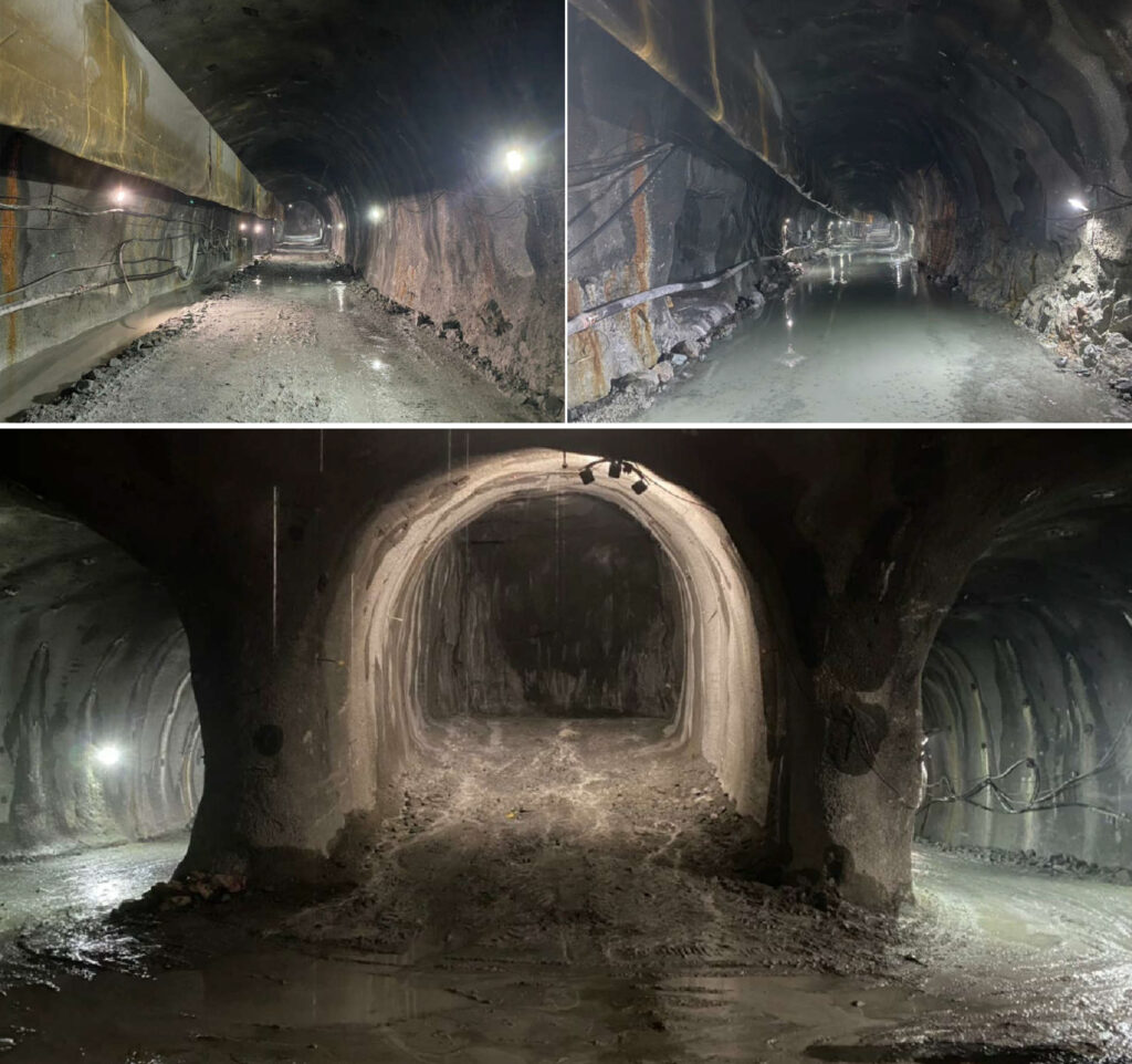 За неделю метростроители прошли 48 метров