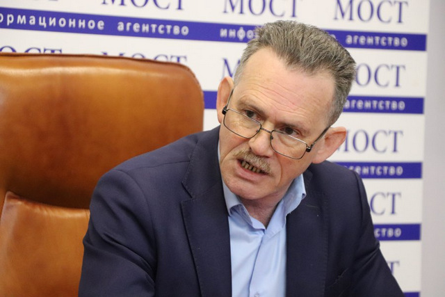 Михаил Крапивко Парламент Украины принял за основу законопроект о налоговой амнистии