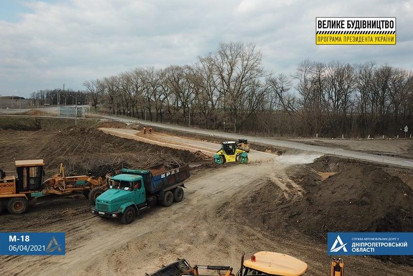 На Днепропетровщине в этом году завершат еще один долгострой — Хорошевский путепровод