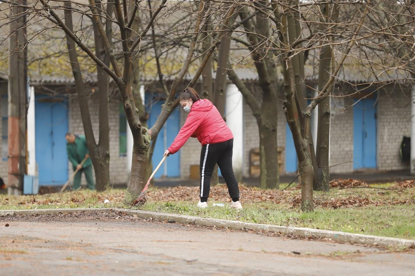 Муниципальный лагерь «Дети Днепра» полным ходом готовится к открытию