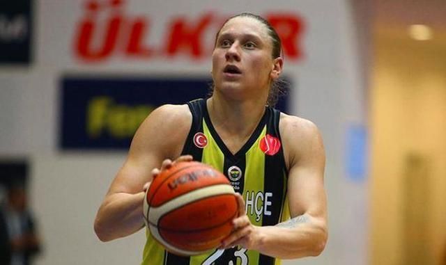Днепровскую баскетболистку признали лучшей в Европе. Афиша Днепра