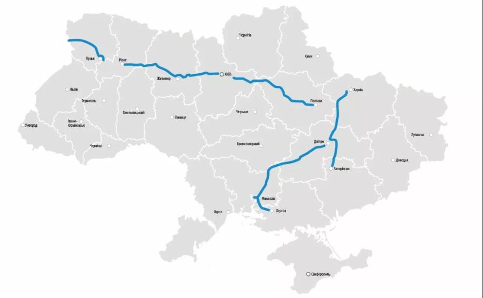 Платные дороги в Украине: где построят и какой будет цена