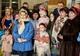 Необычный флешмоб: бойцы АТО и волонтеры Днепропетровщины в Щедрый вечер пели на вокзале щедривки