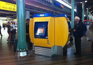 На ж/д вокзалах Украины установят терминалы для продажи билетов
