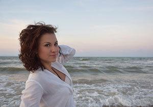 Евгения Кириенко из Днепра научилась укрощать огонь