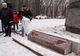 В Днепре почтили память Богдана Хмельницкого и открыли посвященную ему стелу