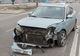 На Набережной Победы Lexus протаранил Mazda