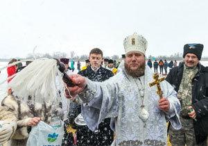 Крещение: официальные места для погружения и правила безопасности