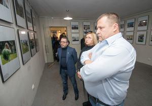 Борис Филатов открыл ХІХ фотовыставку газеты «День»