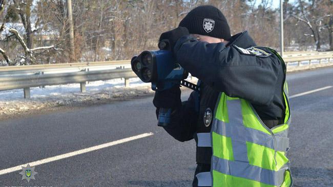 Патрульные будут фиксировать нарушения скоростного режима
