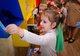 Наполнили книгами уголок буккроссинга детского сада в Днепре - Юрий Голик