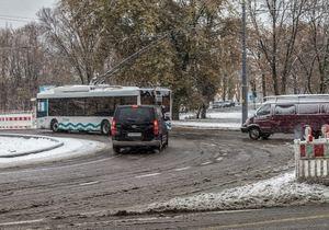 Днепряне просят вернуть популярную остановку на Запорожском шоссе