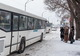 Снежный день: предупреждение по транспорту Днепра