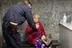 В Каменском полицейские вернули домой двух бабушек, которые потерялись в городе