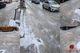В Днепре на Ефремова из-за аварии на водоводе дорога превратилась в каток