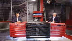 Эксклюзивное интервью городского головы Бориса Филатова в программе «Васильевский остров» на 11 канале