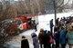 В Днепре спасатели провели учения по тушению пожара в школе