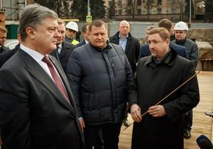 Порошенко: Строительство Днепровского метро - символ нашего сотрудничества с Европейским Союзом
