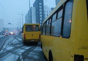 Транспорт по-новому: в Украине меняют правила для маршруток