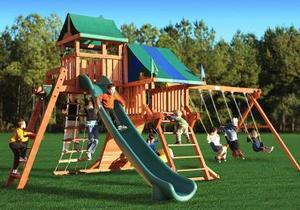 До конца августа в Днепре установят 108 детских и спортивных площадок