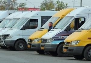 В Днепре произошел скандал между льготниками и маршрутчиками