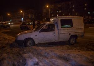 Призрачный гонщик: на Богдана Хмельницкого перевернулся автомобиль без водителя и пассажиров