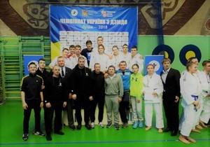 Сборная Днепропетровской области-серебряный призер кадетского Чемпионата Украины