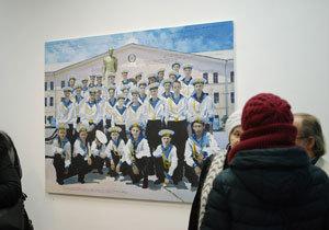 О «забытой Флотилии» и не только: выставка проектов Егора Анцыгина