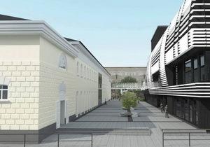 Как в Днепре проходит реконструкция старинной суконной фабрики