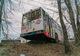 В Днепре троллейбус покатился вниз с моста: водитель потерял сознание за рулем