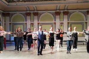 Григорий Чапкис снял новый клип в Днепре