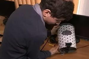 Восьмиклассник из Днепра создал умный мусорный бак