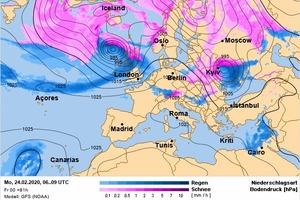 На Украину надвигается опасный циклон: когда готовиться к буре