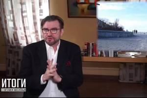 Відомий журналіст і ведучий Євген Кисельов презентує фільм про Дніпро