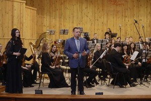 Борис Филатов открыл Европейский музыкальный форум