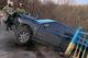 На Днепропетровщине спасатели предотвратили падение автомобиля с моста