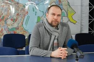 Главный архитектор Днепра Дмитрий Волик: «Определена градостроительная стратегия развития Днепра на ближайшие 20 лет»