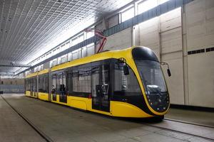 Киев закупит 20 новых днепровских трамваев