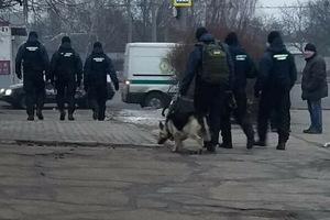 На Калиновском много полиции: что случилось