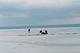 В Каменском рыбак провалился под лед в 150 метрах от берега
