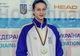 Золотая рыбка из Каменского Виктория Костромина завоевала на чемпионате Украины по плаванию семь медалей