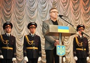 В Днепре отметили третью годовщину создания Национальной гвардии Украины