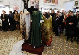 В историческом музее Днепра открыли театральную выставку