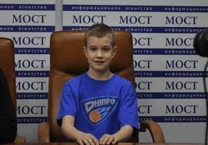 Днепровская команда СДЮСШОР №5 завоевала бронзовые медали на Международном турнире по баскетболу