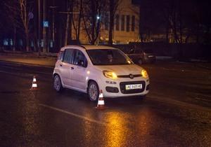 В Днепре возле завода «Днепропресс» автомобиль сбил женщину