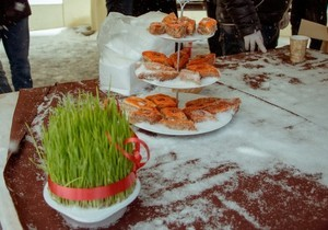 В Днепре отметили праздник Новруз Байрам