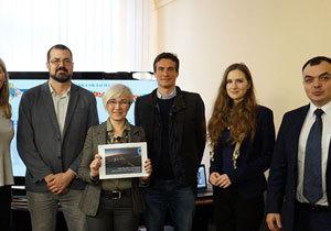 Эксперты Немецкого общества международного сотрудничества изучают опыт создания индустриального парка Industrial Forpost в Днепре